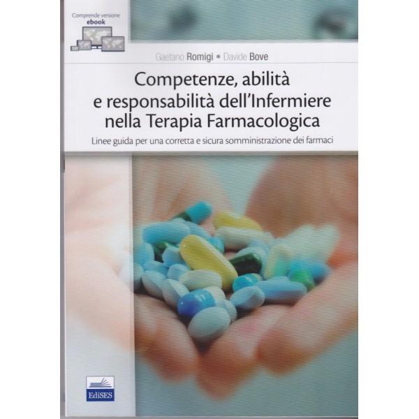Farmaci E Infermiere Un Prontuario Per La Somministrazione.Libreria Bonilli Competenze Abilita E Responsabilita Dell